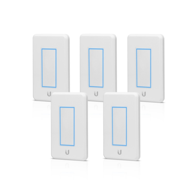 Ubiquiti UDIM-AT-5 - PoE powered UniFi Light Dimmer, 5-Pack