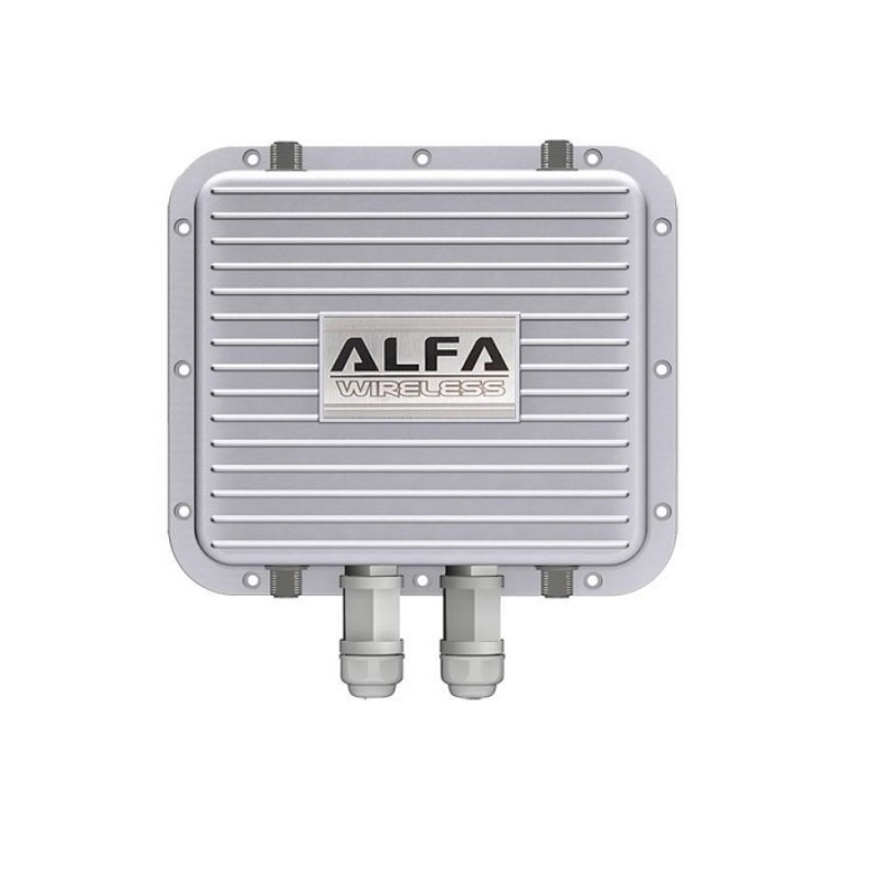 ALFA Network - AWAP02O-2E4N IP67 Outdoor Enclosure