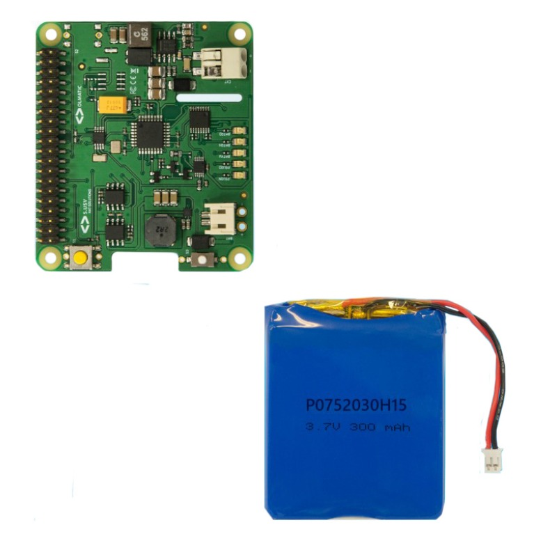 AAEON EP-UPWFMBUPSHAT - Wireless Power Supply for UP Boards