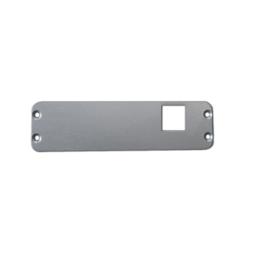 PC Engines - Additional Enclosure Plate for ALIX.3D2, 3C2 (USB)