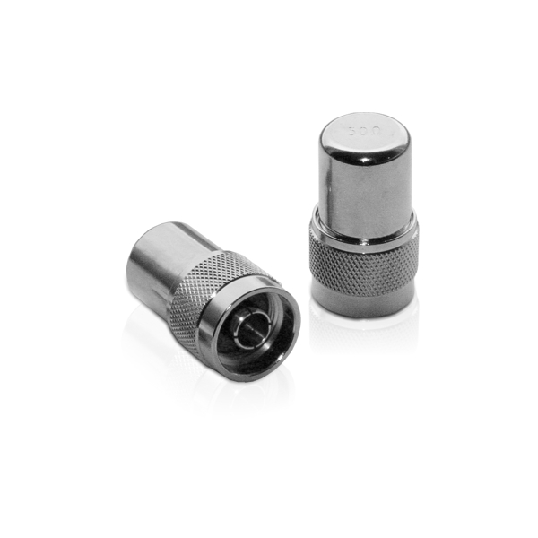 Type N Male Connector Terminator 50 Ohm for 0 - 6 GHz