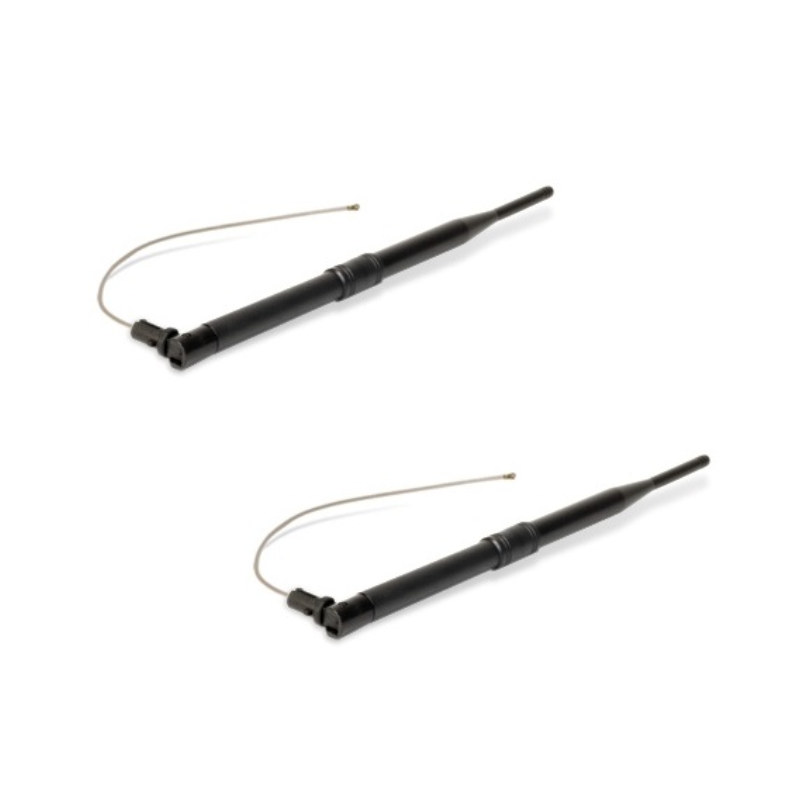 All-in-one WLAN Clip Antennen (2x Set), 7 dBi