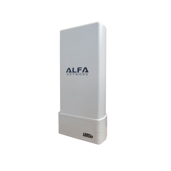 ALFA Network UBDo-uvt - 802.11n Outdoor USB CPE with Integrated Antenna