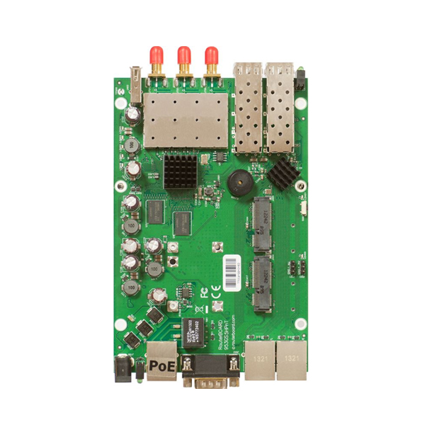 MikroTik RouterBOARD 953GS-5HnT-RP, 3x3 MIMO, 5 GHz