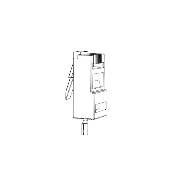 Netonix NET-RJ45 - Shielded RJ-45 Connector