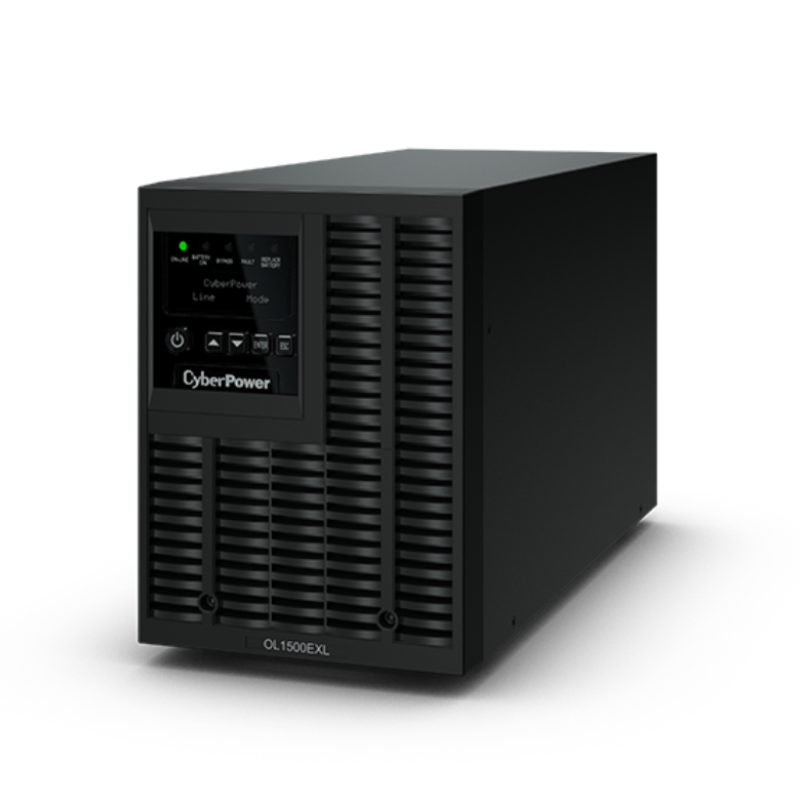 CyberPower OL1500EXL - Double Conversion UPS, 1500 VA / 1350 W