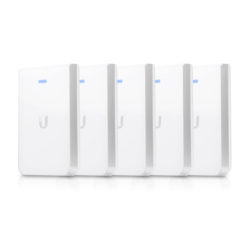 UBNT UAP-AC-IW-PRO-5 - 802.11AC Access Point - 5-Pack