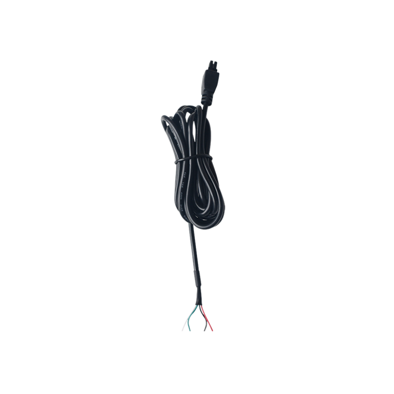 Teltonika PR2LK20M - 4-Pin Power Cable, Stripped on one Side
