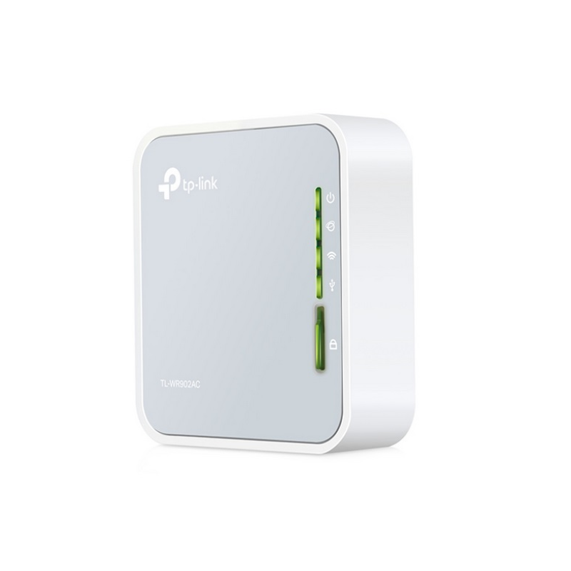 TP-LINK TL-WR902AC - Tragbarer AC750-WLAN-Router