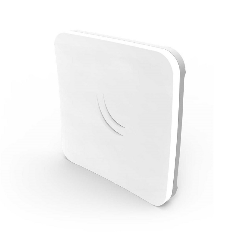 MikroTik SXTsq 5 ac - RBSXTsqG-5acD with 16 dBi 5 GHz antenna, dual-chain 802.11ac wireless