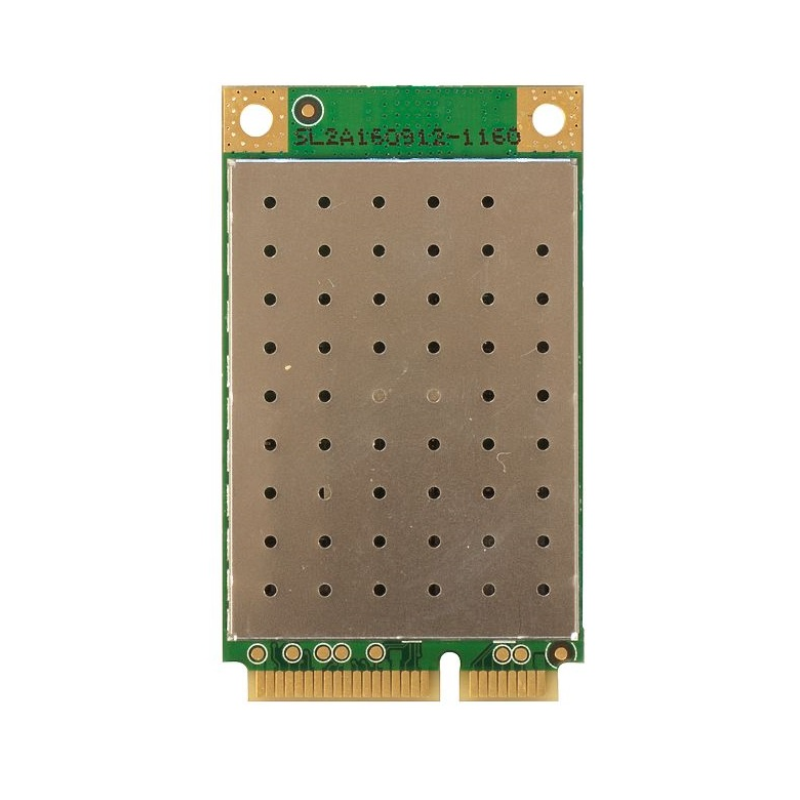 MikroTik R11e-LTE - 2G/3G/4G/LTE MiniPCIe Card with 2x U.FL Connectors