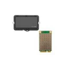 MikroTik LtAP mini LTE kit - RB912R-2nD-LTm&R11e-LTE mit 650 MHz CPU, 64 GB RAM