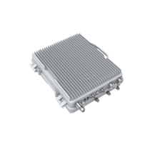 MikroTik InterCell 10 B38 + B39 - LTE-Basisstation für Band 38 (2570-2620 MHz) und 39 (1880-1920 MHz), Dual Carrier