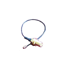PC Engines PIGSMA - IPEX to RSMA pigtail cable, 150 mm