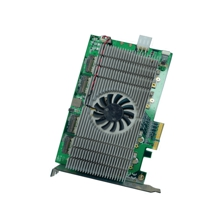 PER-TAIX4-A10-PCIE - AI Core PCIx4 with 2x 2280 M.2 module (4MYDX), fan