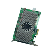 PER-TAIX8-A10-PCIE - AI Core PCIx4 with 4x 2280 M.2 module (8MYDX), fan