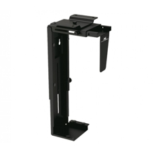 Maclean MC-713 B - Computer Holder, up to 10 kg, black