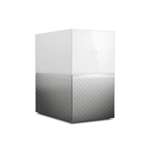 WDBMUT0080JWT-EESN - NAS My Cloud Home Duo 8 TB EMEA