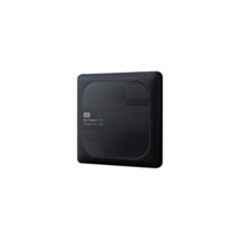 WDBP2P0020BBK-EESN - Portable Wireless Storage Device, My Passport Wireless Pro, 2 TB, Black, USB-3.0