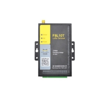 Four-Faith F8L10T - LoRa-Terminal (1x RS232 & RS485, 5x I/Os)