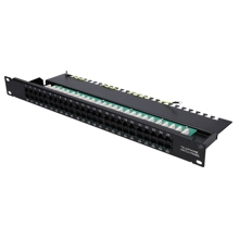 50 Port Voice Patch Panel