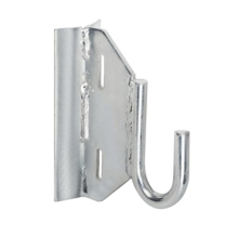 Wall bracket with hook 16/300MM