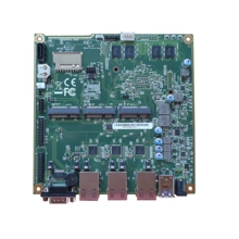 PC Engines APU2E4 - Systemboard, 3x LAN, 4 GB RAM
