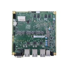 PC Engines APU3D2 - System Board, 3x LAN, AMD GX-412TC CPU, 2 GB DRAM
