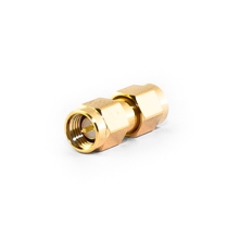 Adapter SMA Male to SMA Male, Gold Plate
