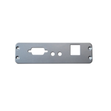 PC Engines - Additional enclosure plate for ALIX.3D3, 3C3 (USB, Audio, VGA)