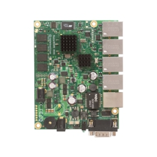 MikroTik RouterBoard RB850Gx2, 5-port Gigabit Ethernet router