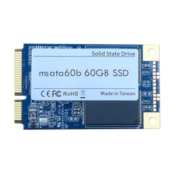 PC Engines mSATA60B - 60 GB mSATA SSD Module