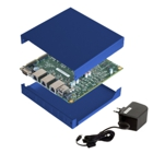 PC Engines APU3C4 Bundle - Board, PSU, Memory, Enclosure