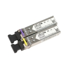 MikroTik S-4554LC80D - Pair of SFP modules incl. 1x S-45LC80D and 1x S-54LC80D