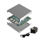 PC Engines APU2D2 Bundle - Board, PSU, Memory, Enclosure