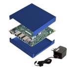 PC Engines APU2D4 Bundle - Board, PSU, Memory, Enclosure