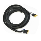 Poynting A-CAB-122 - CAB-122, 3 m Extension Cables for MIMO 5-in-1 Antennas, LMR195-FR, FAKRA Connectors