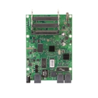 MikroTik RouterBOARD RB433UAHL, 3x Ethernet, 680 MHz
