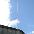Televes TURMS180-145 - Antennenmast, Höhe: 14.5 m
