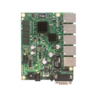 MikroTik RouterBoard RB850Gx2, Gigabit Ethernet-Router, 5 Ports