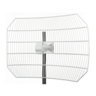 Ubiquiti Networks AirGrid M2 AG-HP-2G20 - 20 dBi Grid Antenna (17