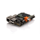 SolidRun HummingBoard Base i1, Single-core ARM A9, 512 MB DDR3
