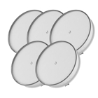 Ubiquiti Networks PBE-5AC-400-ISO - 5 GHz airMAX(R) ac-Bridge, 5er-Pack