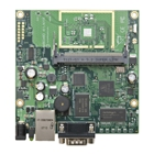 MikroTik RouterBOARD 411AH, Level 4, 680 MHz