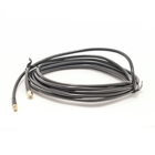 HDF200 Low-Loss Cable, 4.0 m, RP-SMA Male to RP-SMA Female