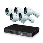 UniFi Security Bundle - 5x UVC-G3-AF, 1x UVC-NVR-2TB