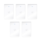 UAP-AC-IW-5 - 802.11AC Dual-Radio Access Point, In-Wall, 5-Pack