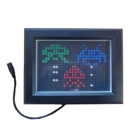 PC Engines sign1a - Pixel-Art LED-Schild Bausatz