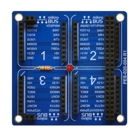 PHPoC PES-020-004 - PHPoC mikroBUS Click Expansion Board