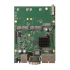 MikroTik RBM33G - RouterBoard M33G with dual core 880 MHz CPU, 256 MB RAM